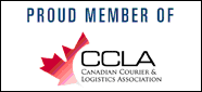 PACEX is a proud member of the Canadian Courier & Logistics Association!